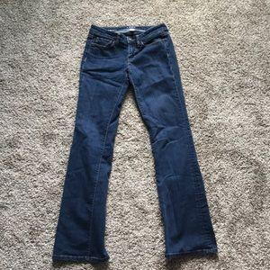 LOFT Size 0 Bootcut Jeans
